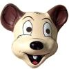 Mäuschen kindermaske aus gummi