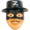 Masque zorro platique