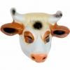 Careta vaca plastico