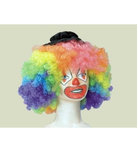 clown bunte perücke  ihr onlineshopkostüm