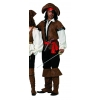 DÉguisement pirate luxe adulte
