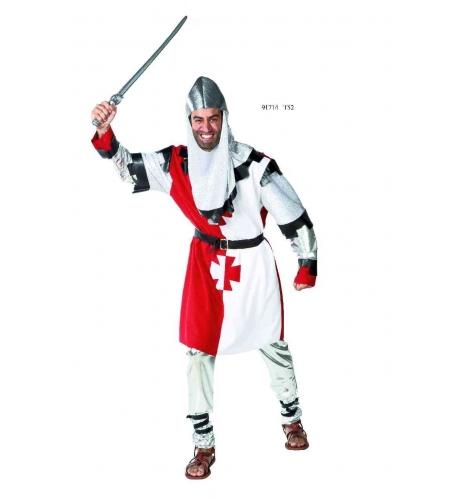 Kreuzritter kostüm