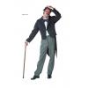 Charlie chaplin man costume