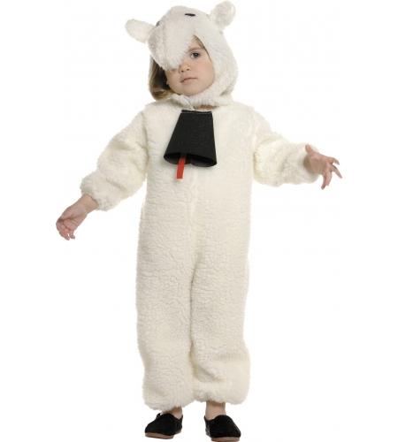 Disfraz ovejita infantil