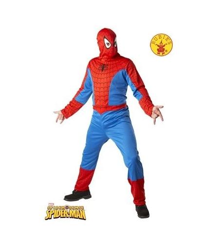 Spiderman classic costume