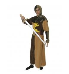 Disfraz rey arturo guerrero adulto