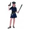 Police officer girl costume