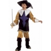 Musketeer porthos kids costume