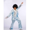 "Celeste 60""s disco outfit"