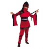 Costume oriental ninja warrior