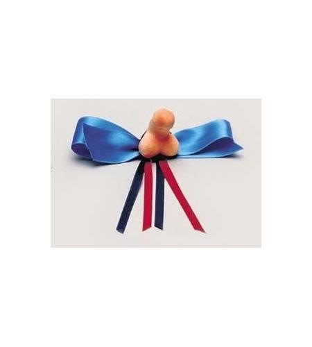 Clip adan con cintas para el cabello