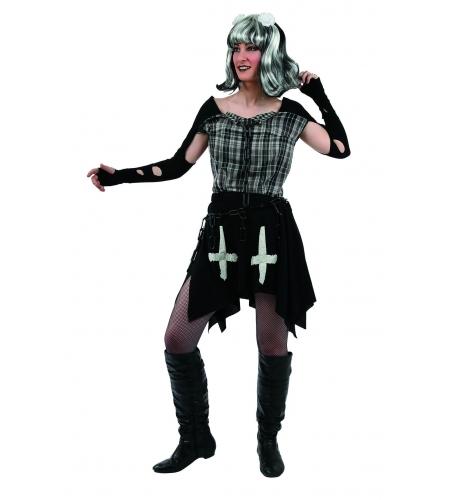 Gothic ladies costume