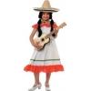 Mexikanerin kinderkostüm