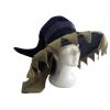 Chapéu de bruxa de luxo
