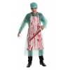 Mörder chirurg kostüm set