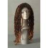 Rastafari long hair wig
