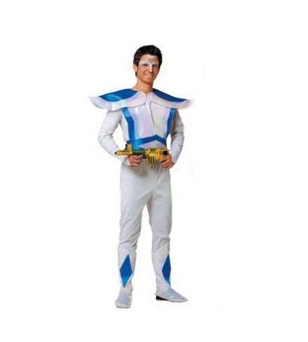 Disfraz galactico espacial adulto