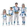 Galaktischer ritter kostüm