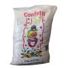 Confetti sack 10 kg.