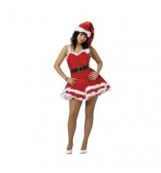 Mrs. santa sexy costume