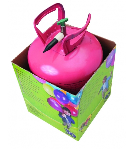 Helium tank for balloons