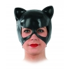 Kitten woman mask latex