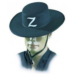 "Zorro""s felt import hat"