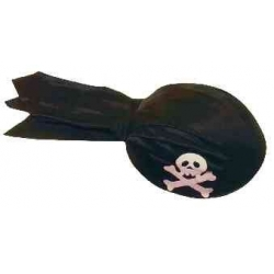 Casco paÑuelo pirata