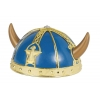 Viking helmet blue