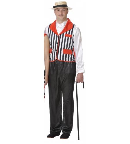 Chevalier man costume