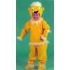 Doll yellow children s costume