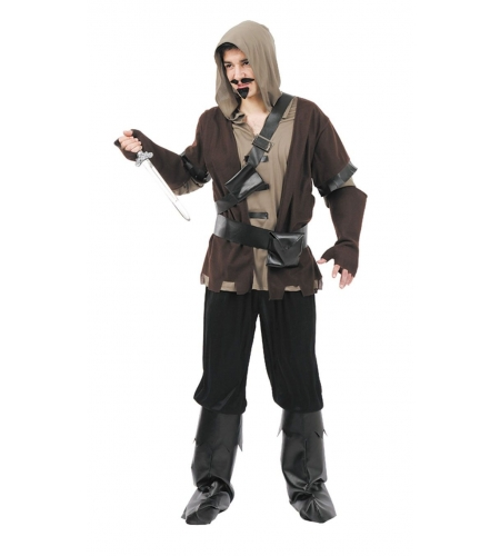 King of the forest medieval costume