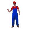 Déguisement du plombier Mario