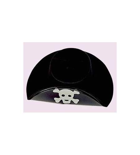 Pirate kids black hat
