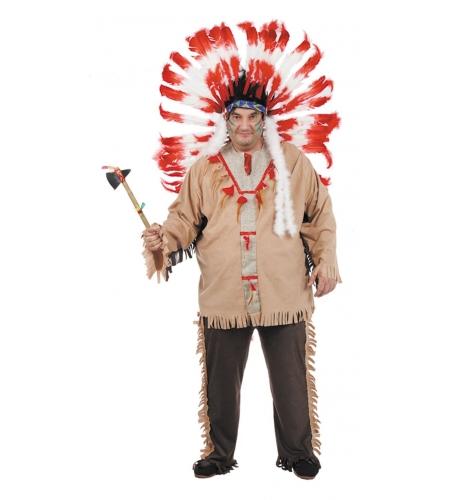 Indian XXL man costume