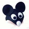 Casco raton fieltro infantil
