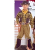 Cowboy Sheriff kids costume