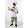 Cook kids costume