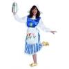 Dutch tulip girl costume