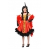 Can can kids costume