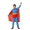 DISFRAZ HEROE SUPERHOMBRE INFANTIL