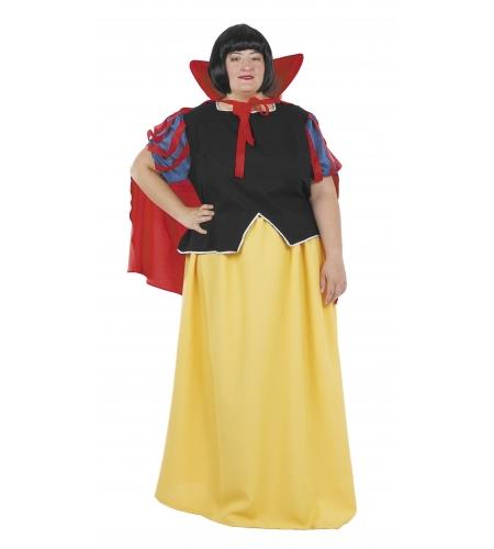 Snow White XXL costume.
