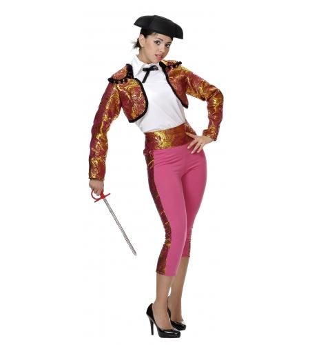 Torero ladies costume