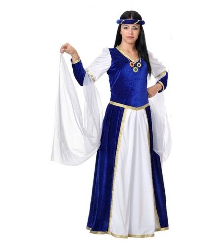 Courtesan ladies costume