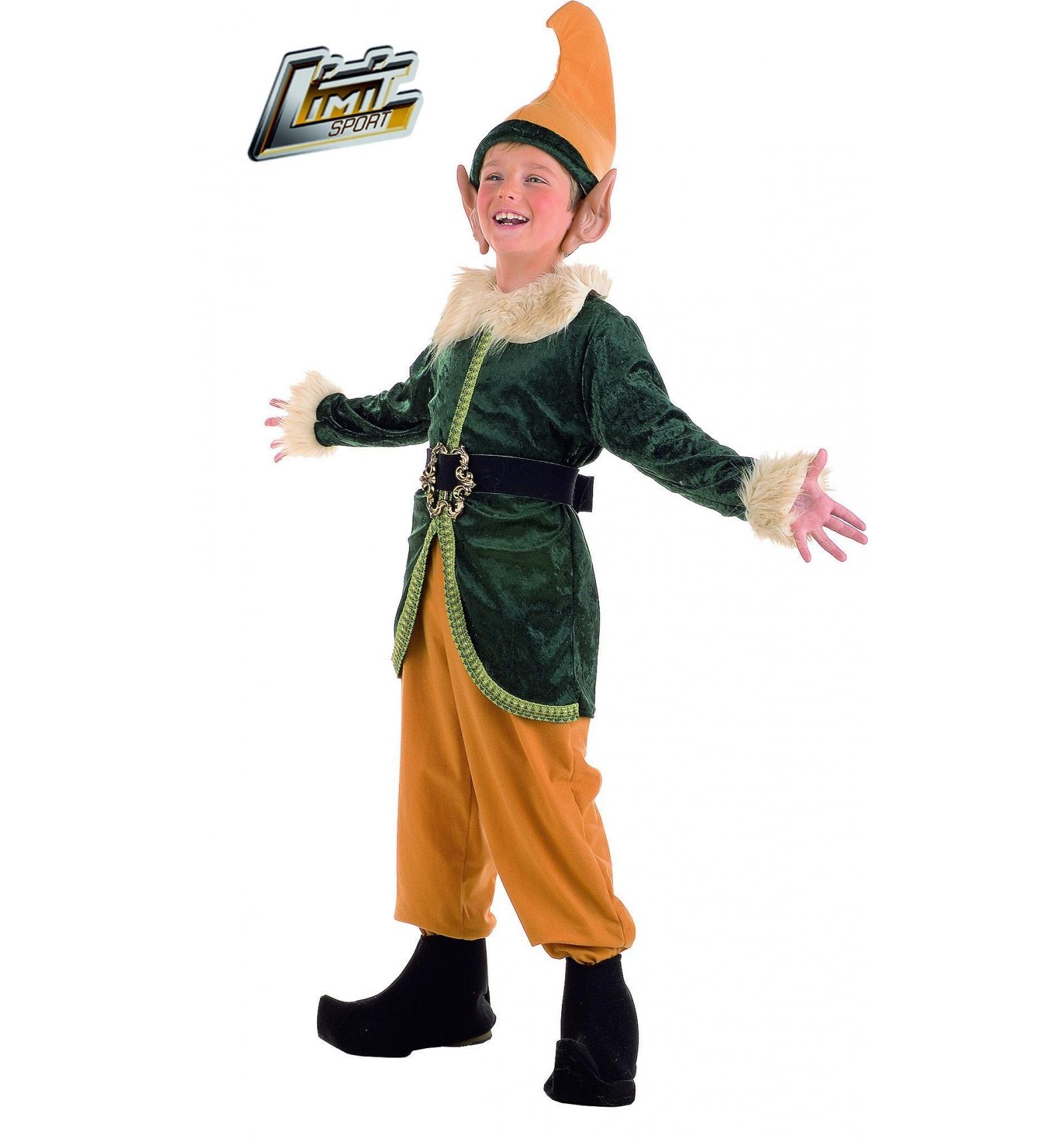 Disfraz elfo ni o tienda de disfraces online - Disfraz elfo nino ...
