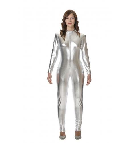 Overalls adut metallic