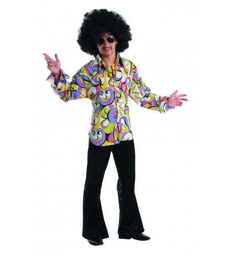 D guisement hippie ann es 70 homme t xxl votre magasin de costumes en ligne - Annee 70 homme ...