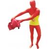 Morphsuit Spanien Ganzkörperkostüm