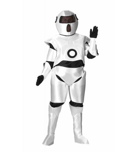 Robot adults costume