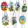 Piñata mit Zeichnungen von verschiedenen Märchen